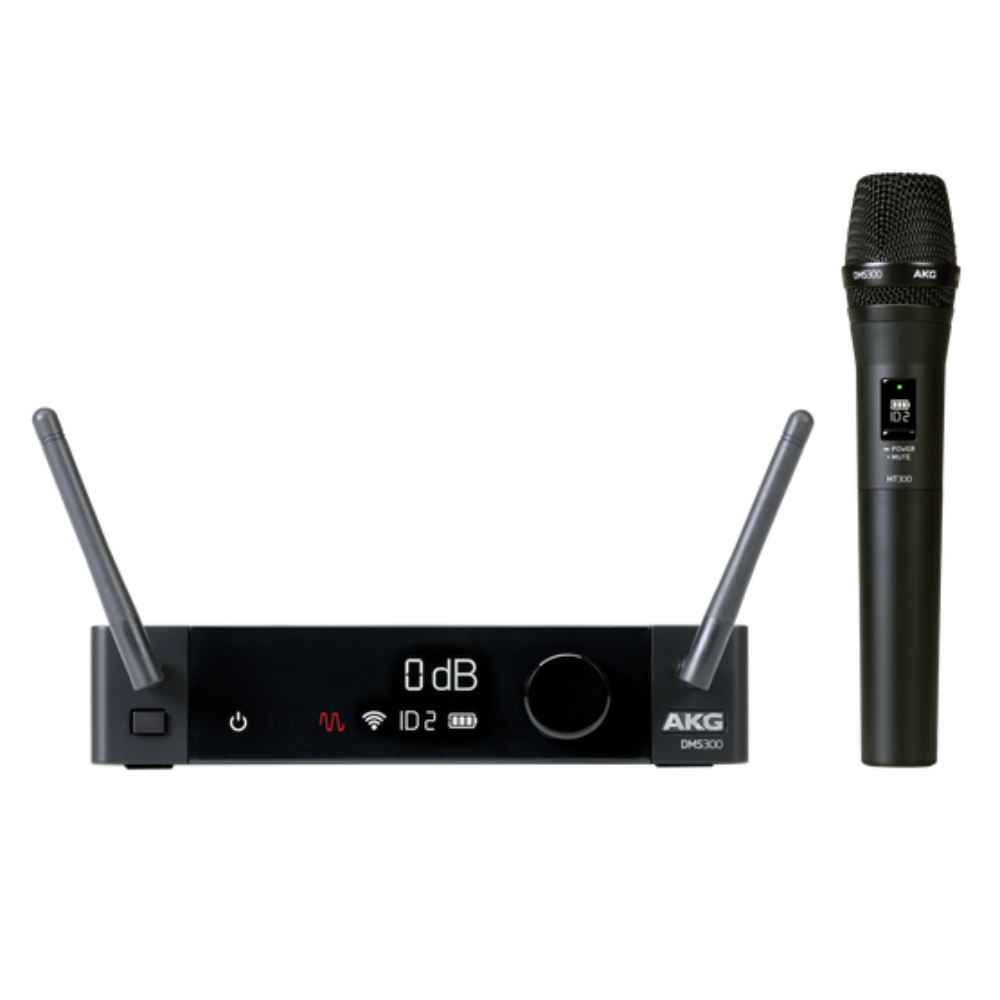 AKG DMS300 MICROPHONE SET